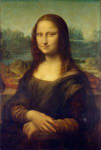 Mona Lisa, Leonardo da Vinci, c. 1503–06